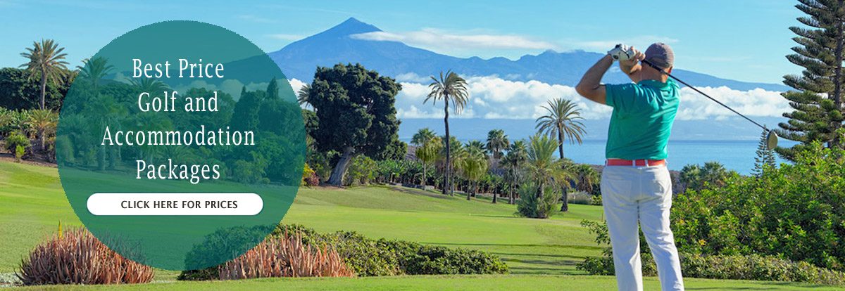 Best Price Golf and Accommodation Packages - CLICK HERE FOR PRICES