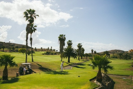 >Salobre Golf at Salobre Hotel Resort Serenity