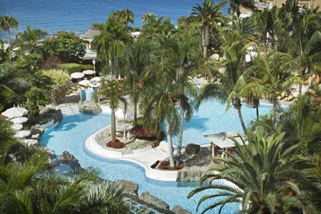 Jardines de nivaria playa fanab costa adeje tenerife for Plano piscina