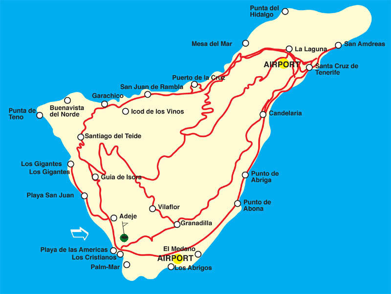 Las Americas Golf Club Playa de las Americas Tenerife Canary Islands